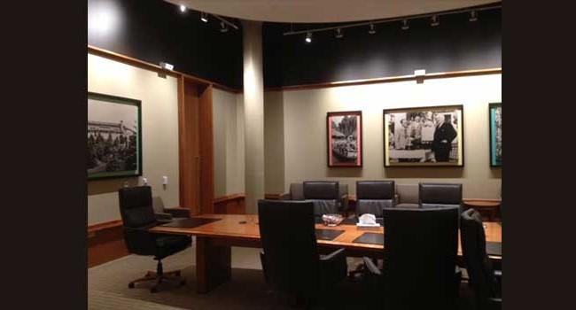 Hershey Entertainment & Resorts Boardroom