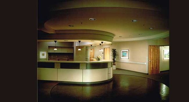 Elmhurst Memorial Hospital Nurses' Station