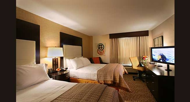 Doubletree Double Queen Room