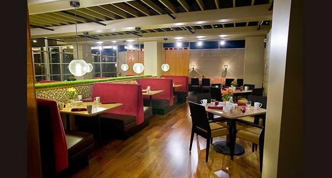 Doubletree Hotel: Eleven