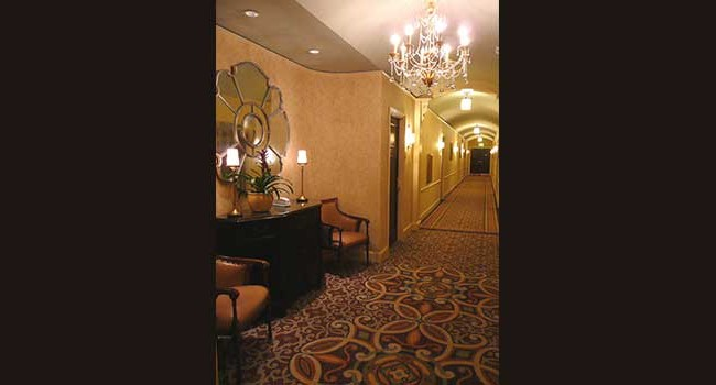 The Hotel Hershey: Guestroom Corridor
