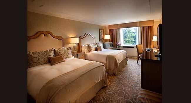 The Hotel Hershey Guestroom Double Queens