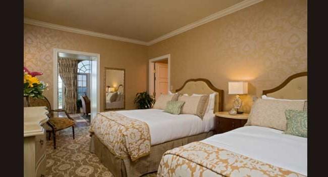 The Hotel Hershey: Milton Suite Double Queen Room