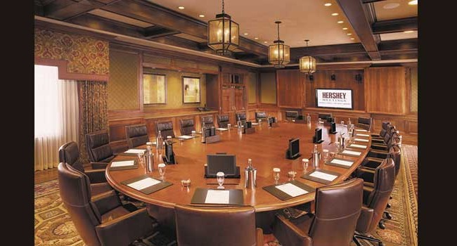 Hershey Lodge: Boardroom