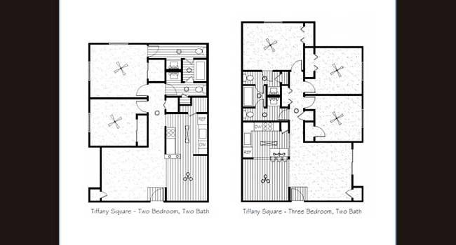 Presentation Board: Tiffany Square Apartment Renovations #5