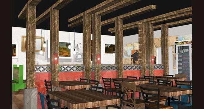Garcia's Restaurant Main Dining