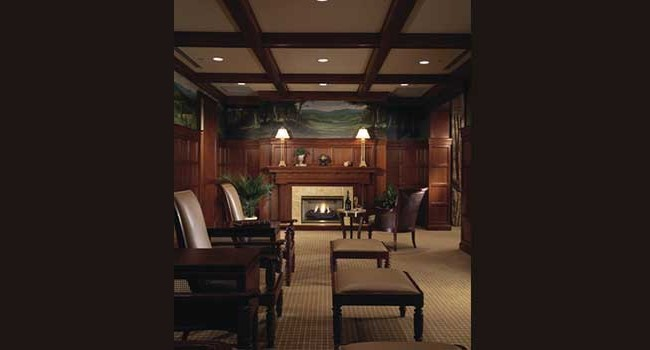 The Hotel Hershey Spa Quiet Room